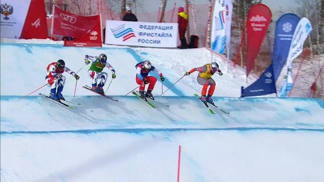 Sunny Valley (RUS), finale messieurs: victoire de François Place (FRA), Alex Fiva quatrième [RTS]