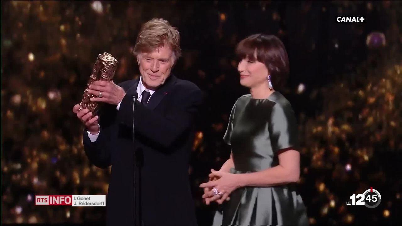 """La 44e cérémonie des Césars a honoré les drames sociaux. """"Jusqu'à la garde"""" reçoit 4 statuettes dont celle du meilleur film. [RTS]"""