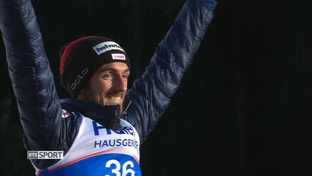 Mondiaux de Seefeld, grand tremplin messieurs: Killian Peier (SUI) médaillé de bronze [RTS]