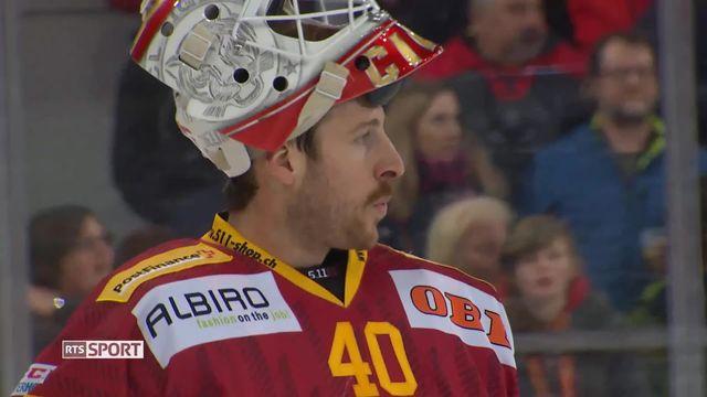Hockey, National League: Langnau - Fribourg (0-1) [RTS]