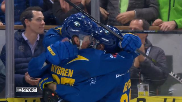 Hockey, National League: Davos - Zurich (5-4ap) [RTS]