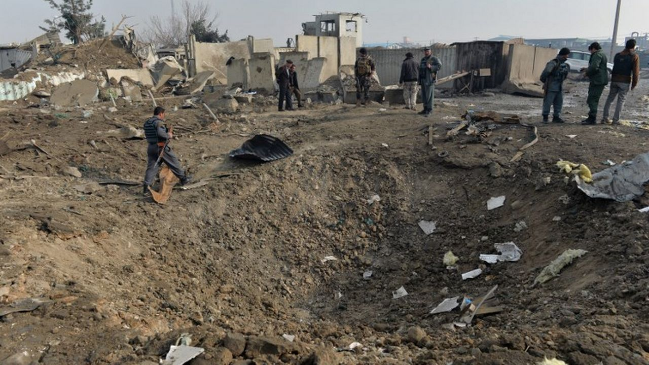 2018, année record pour les civils tués en Afghanistan. [Noorullah Shirzada - AFP]