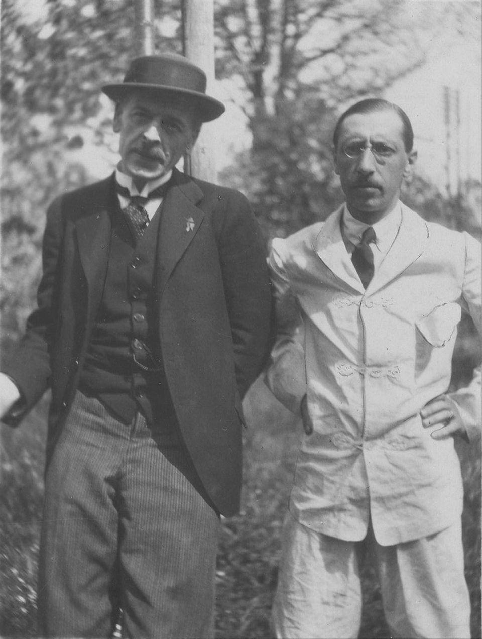 Master A6 Ramuz Stravinsky [Fondation Théodore Stravinsky]