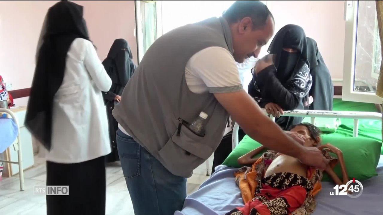 Yémen: la pire catastrophe humanitaire au monde alors qu'à Genève s'ouvre la conférence des donateurs. [RTS]