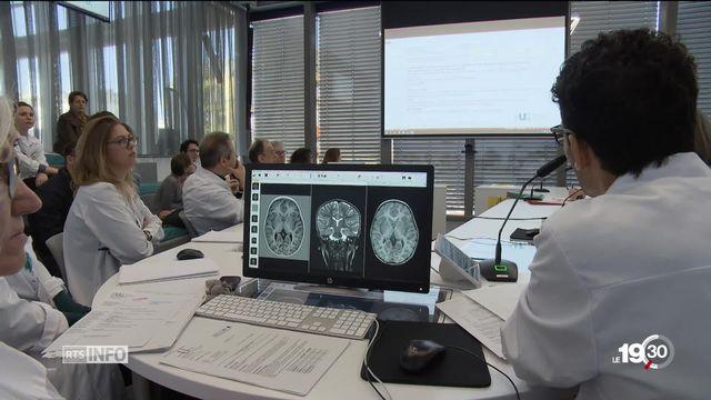 Le centre de génomique de Genève permet de poser de nouveaux diagnostics [RTS]