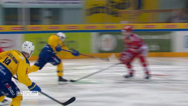 National League, 47e journée: Rapperswil - Davos (1-3) [RTS]