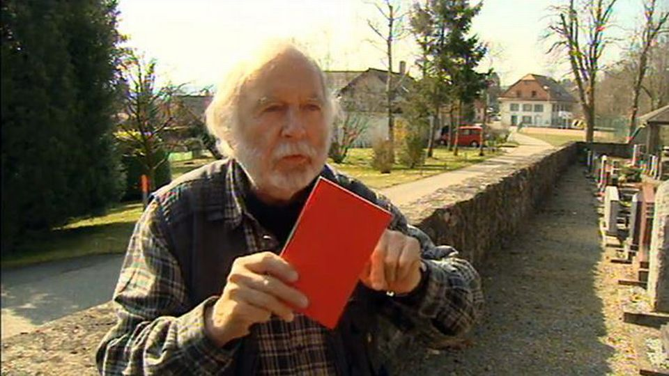 Itw de Jacques Chessex [RTS]