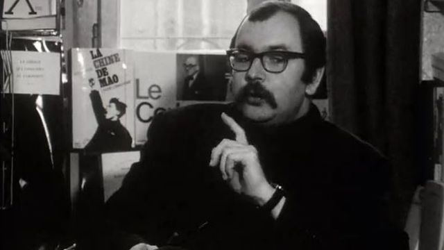 Jacques Chessex, écrivain et éditeur vaudois.