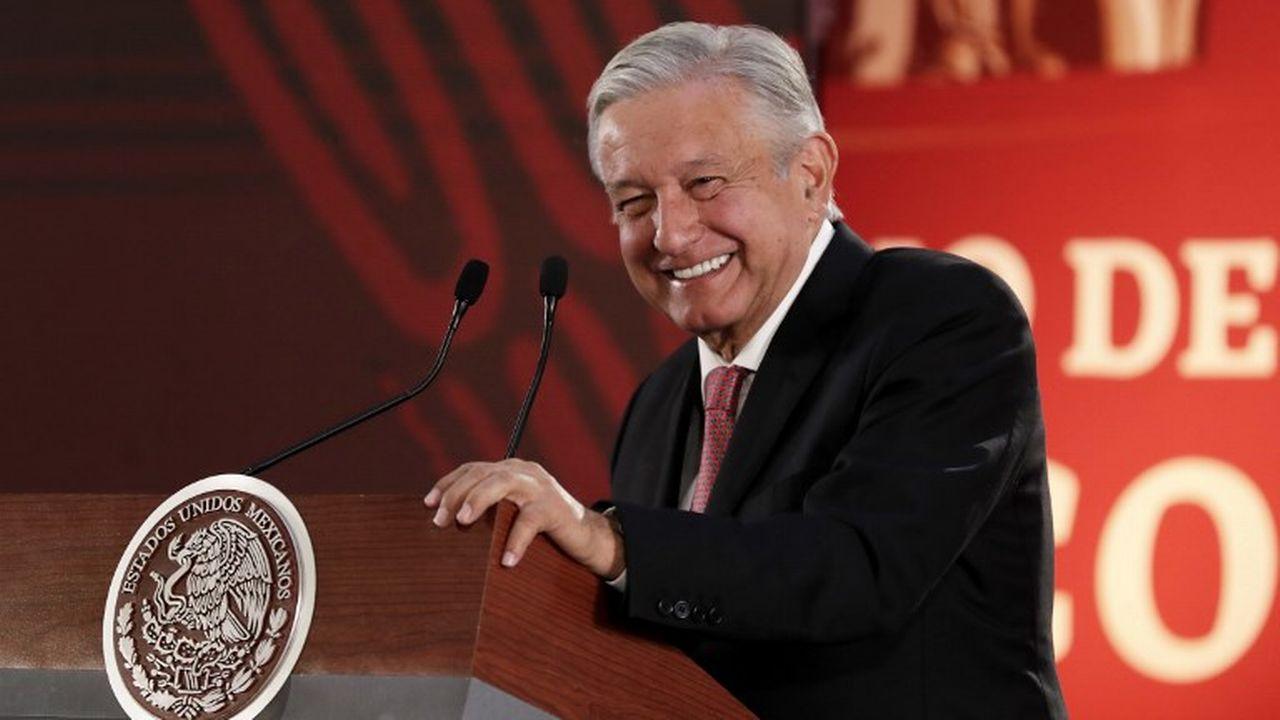 La création d'une Garde nationale pour lutter contre la violence liée aux cartels de la drogue est une volonté du président mexicain Andres Manuel Lopez Obrador [ARTURO MONROY / NOTIMEX - AFP]