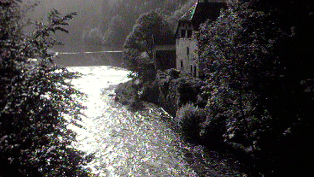 Le Doubs, 1963. [RTS]