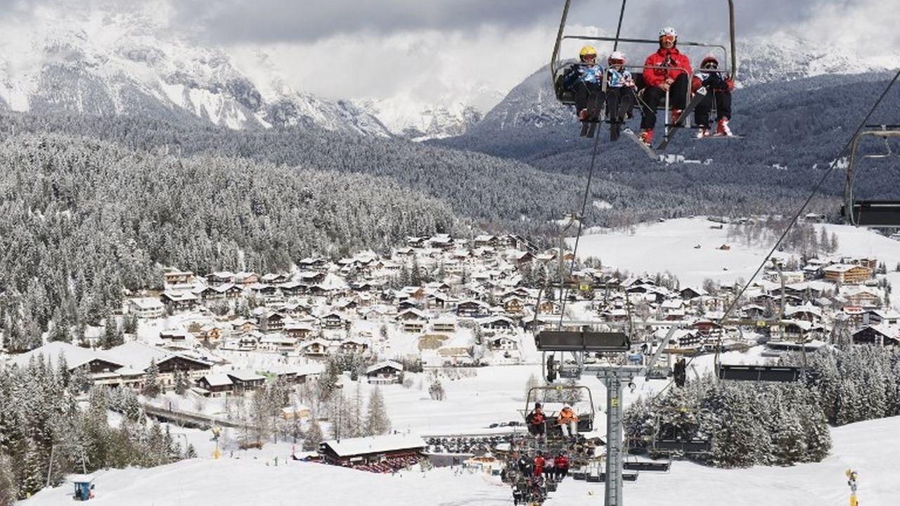 La station de Seefeld dans le Tyrol autrichien. [Christian Kober Robert Harding - Robert Harding Premium / robertharding/ AFP]
