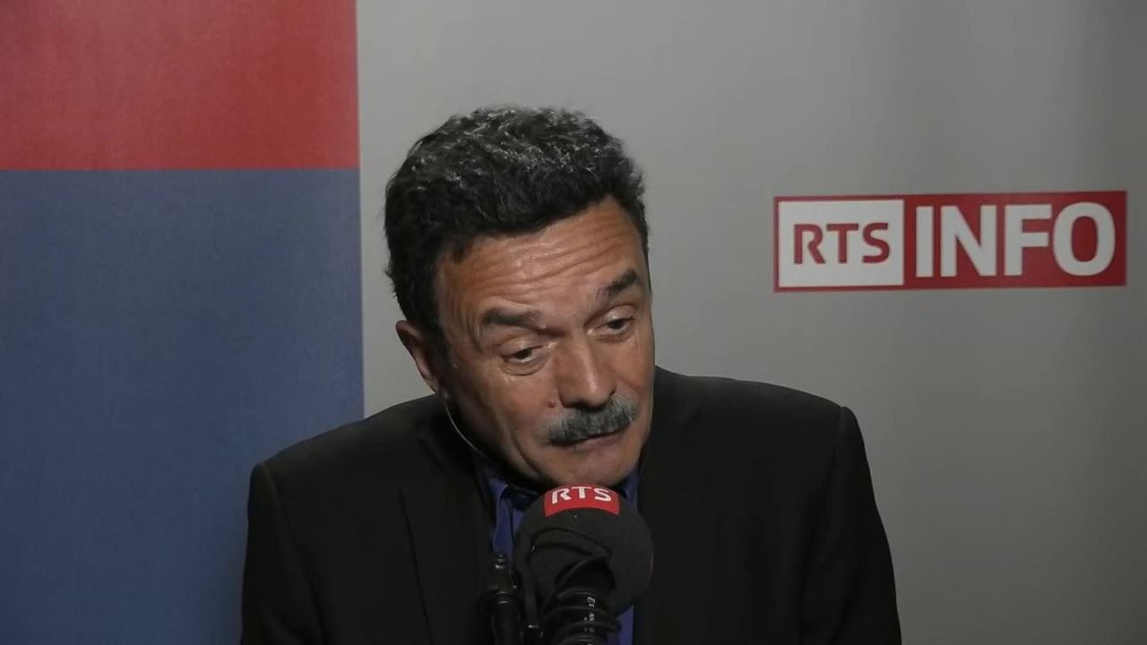 """L'invité de La Matinale (vidéo) – Edwy Plenel, auteur de """"La victoire des vaincus"""" [RTS]"""