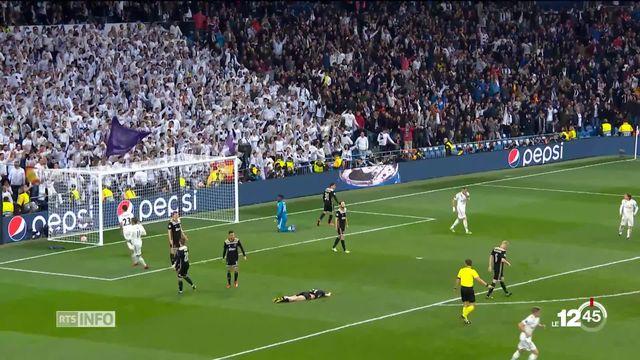Ligue des Champions: le Real Madrid sorti dès les huitièmes de final. [RTS]
