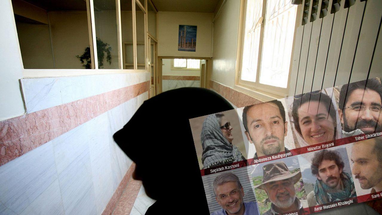 En Iran, la pression s'accentue sur les défenseurs de l'environnement [Morteza Nikoubazl  - Reuters / Centre for Human Rights (ps)]