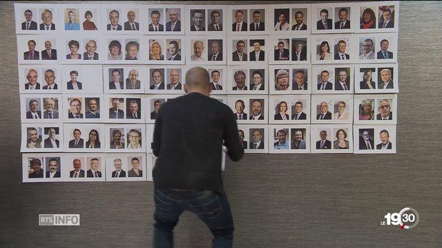 Cybercriminalité: Dans l'affaire des mots de passés volés, 23 élus suisses ont été touchés [RTS]