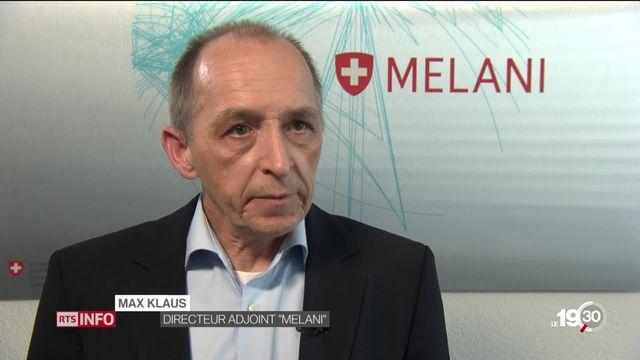 Les entreprises suisses mettent en place des stratégies de lutte contre la cybercriminalité [RTS]