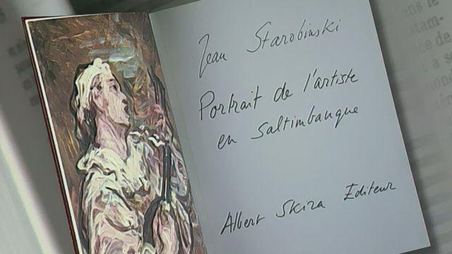 L'artiste en saltimbanque [RTS]