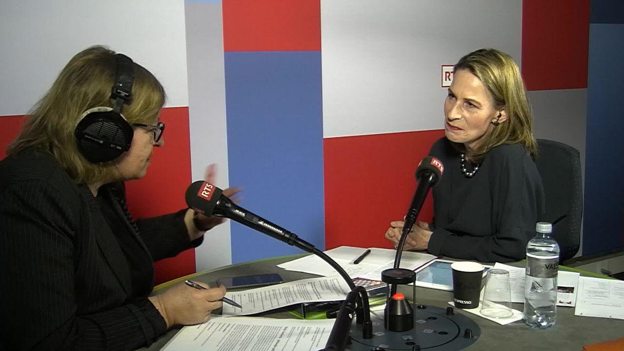 L'invitée de La Matinale – Katja Gentinetta, philosophe politique [RTS]