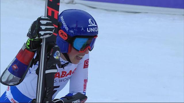 Spindleruv Myln (CZE), Géant dames 2e manche: Petra Vlhova (SVK) s'impose devant Rebensburg (ALL) et Shiffrin (USA) [RTS]