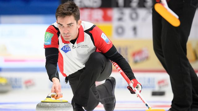 Curling 2019 [Gian Ehrenzeller - Keystone]