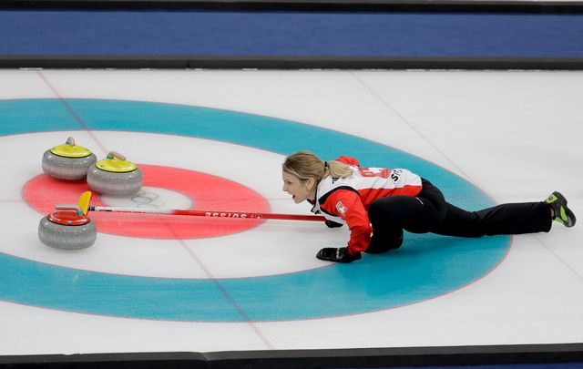 Curling 2019 [Natacha Pisarenko - Keystone]