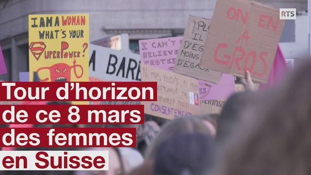 FEMMES EN SUISSE [RTS]