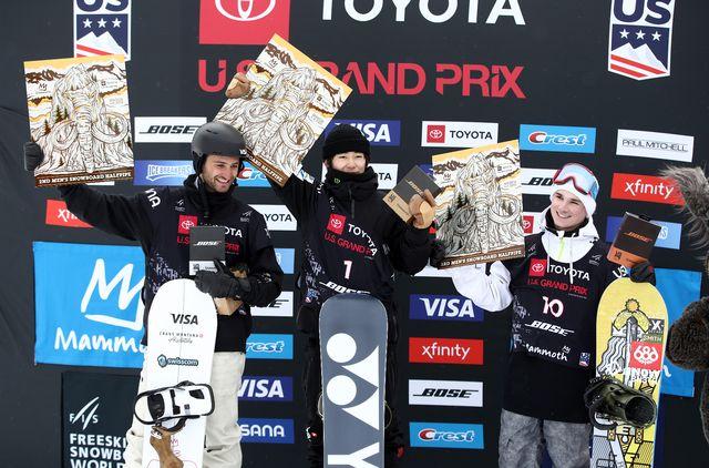 Le Vaudois (à gauche) termine bien sa saison. [Ezra Shaw - AFP]