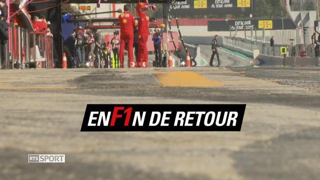 Le Mag: enF1n de retour [RTS]