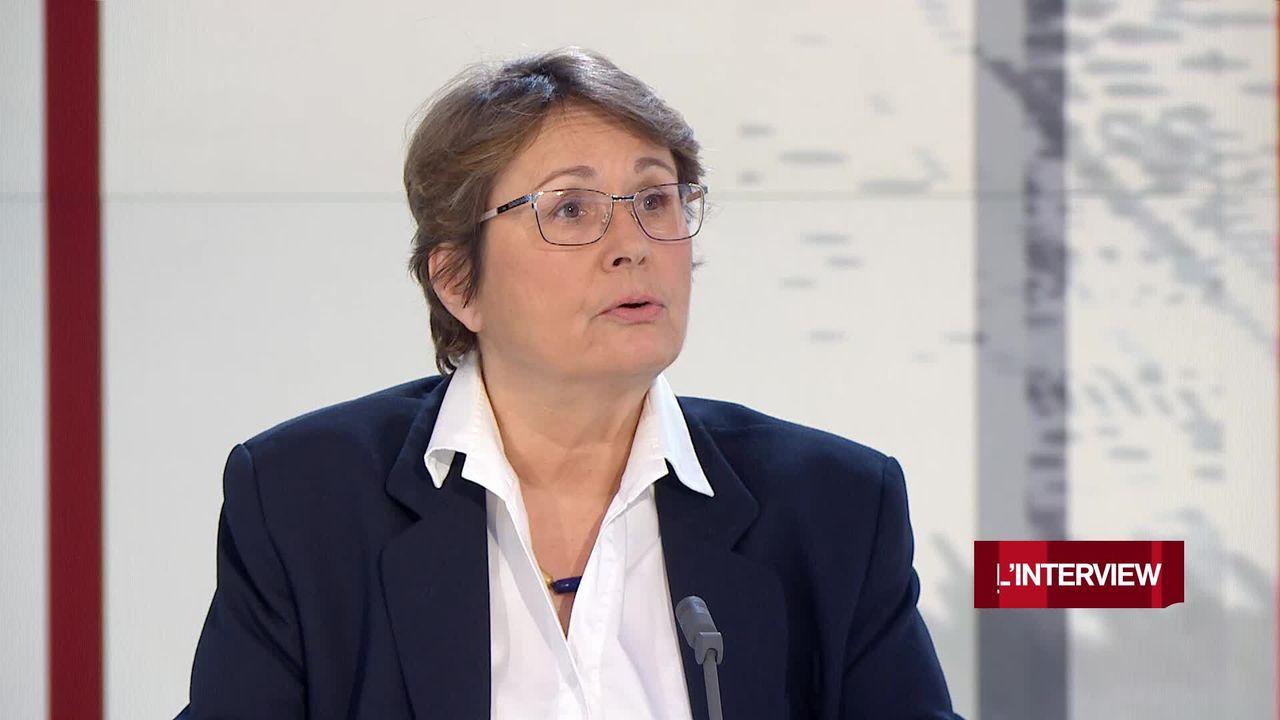 Claudine Gachet aide les jeunes à dépasser leur violence [RTS]