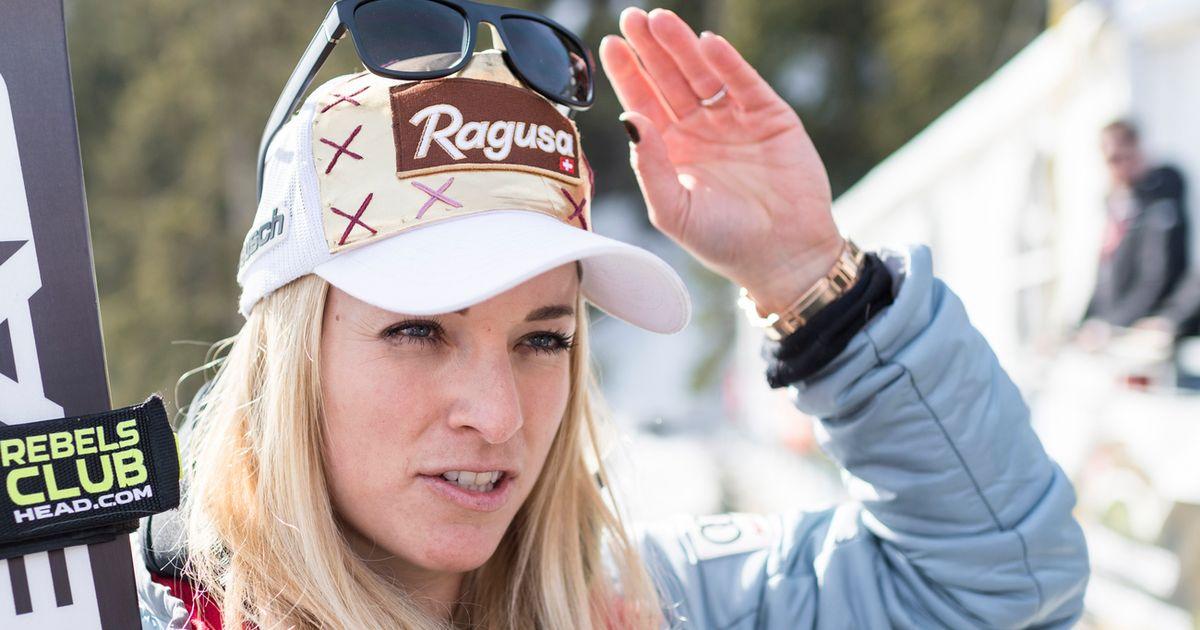 Ski: Lara Gut-Behrami doit tirer un trait sur les finales de Soldeu