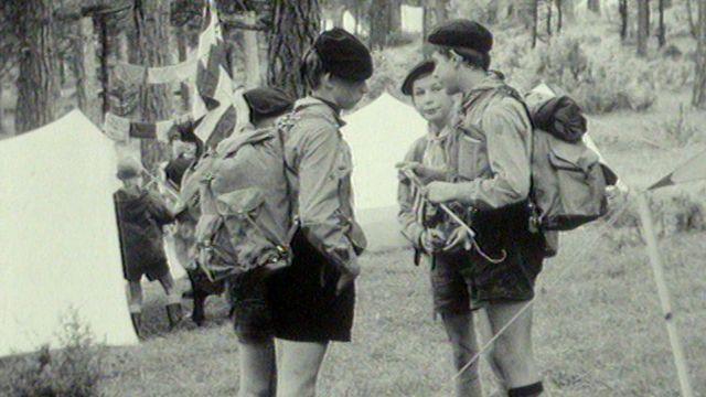 Le scoutisme [RTS]