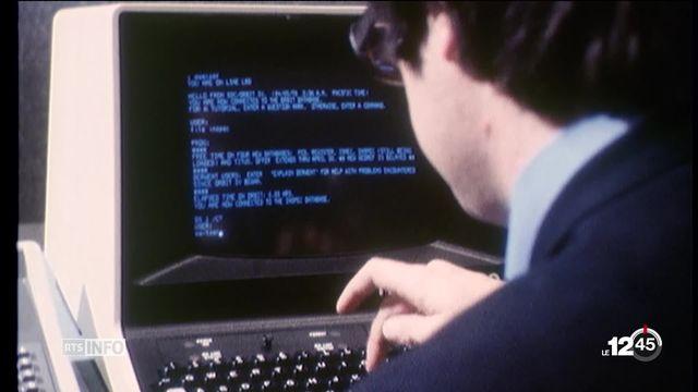 Le WEB a 30 ans. Célébrations ce matin au CERN à Genève, là où tout a commencé. [RTS]