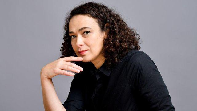 La rabbin française Delphine Horvilleur. JF PAGA DR [JF PAGA - DR]