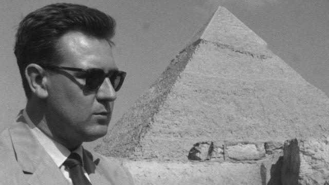 L'Egypte : le pharaon, homme et dieu [RTS]