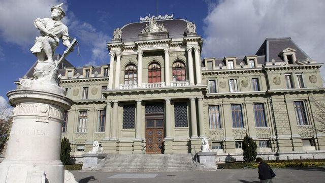 Le Tribunal d'arrondissement de Lausanne.