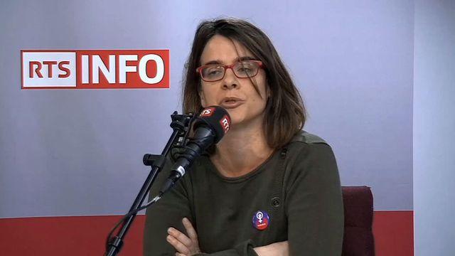 Clara Antonioli. [RTS]