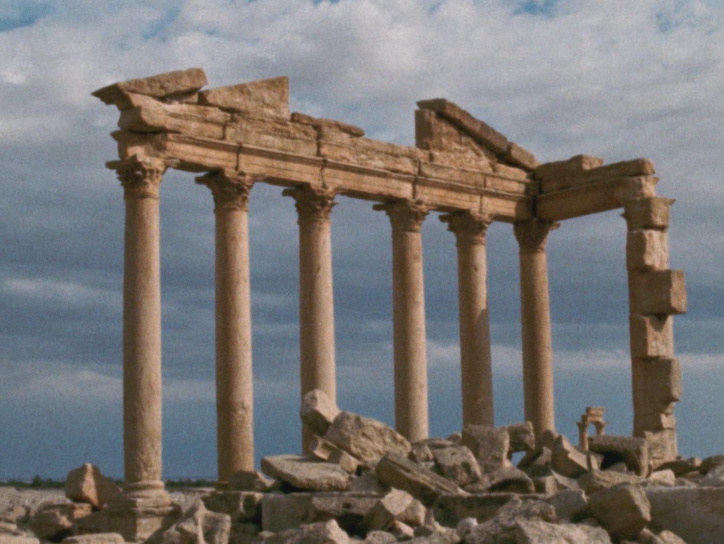 Petra et Palmyre