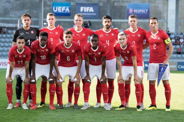 Suisse U21 2019