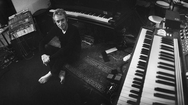 Le pianiste Laurent de Wilde Img à télécharger sur le site de l'artiste Matias Corral laurentdewilde.com [Matias Corral - laurentdewilde.com]