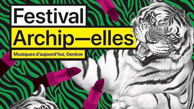 L'affiche du Festival Archipel 2019. [archipel.org]