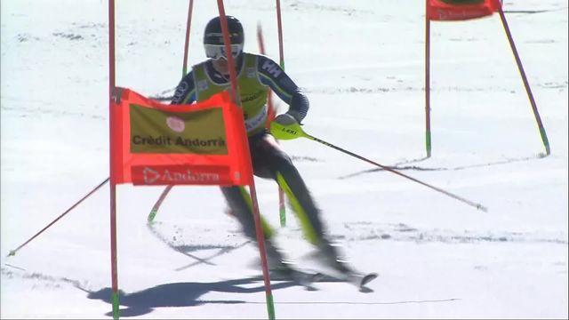 Soldeu (AND), team event, quarts: Daniel Yule battu, mais la Suisse passe en ½ au temps [RTS]