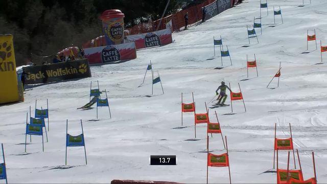 Soldeu (AND), team event, 1-2: Ramon Zenhäusern ramène la Suisse à un partout [RTS]