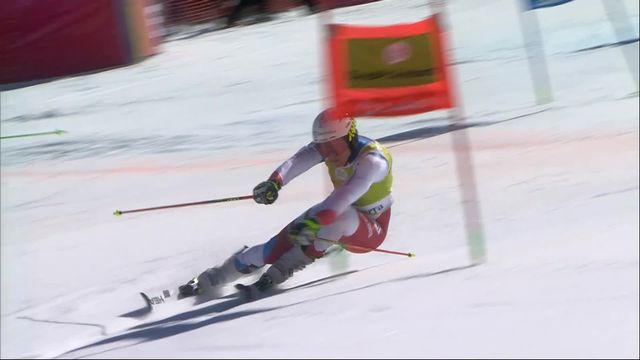 Soldeu (AND), team event, finale: Wendy Holdener redonne un espoir à la Suisse [RTS]
