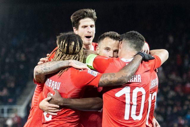 Equipe de Suisse 2019 [Ennio Leanza - Keystone]