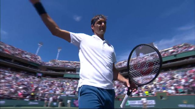 ndian Wells (USA), 1-4: H.Hurkacz (POL) – R.Federer 4-6, 4-6: le meilleur de la rencontre [RTS]