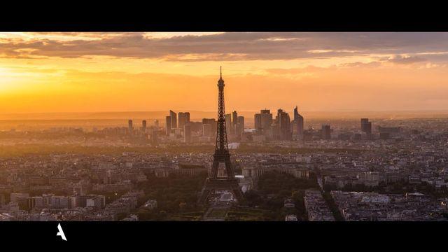 Découverte: Paris JO 2020 [RTS]