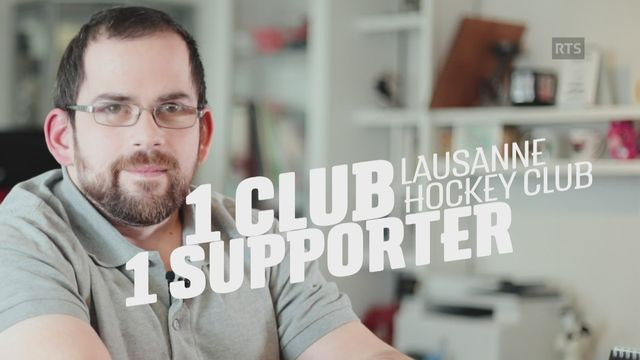 "Lausanne Hockey Club-LHC - ""1 Club, 1 Supporter"" [RTS]"