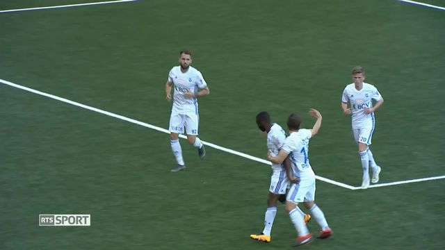 Challenge League, 25e journée: FC Schaffhouse - Lausanne-Sport (0-2): le résumé du match [RTS]