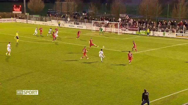 Challenge League, 25e journée: Rapperswil - Servette (1-2): le résumé du match [RTS]