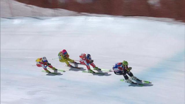 Skicross, 1-4: Fanny Smith (SUI) remporte le globe du général [RTS]